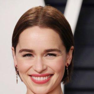 Emilia Clarke - All Body Measurements Including Boobs