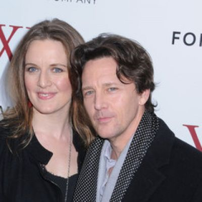 Dolores Rice husband Andrew McCarthy