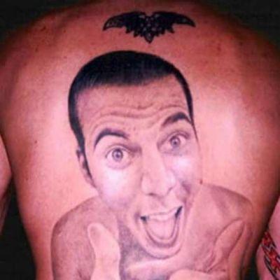 'Own Portrait' Tattoo