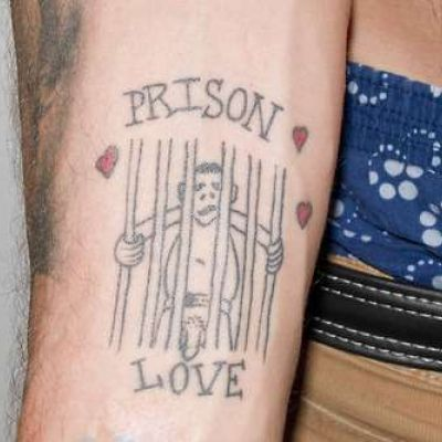 'PRISON LOVE' Tattoo