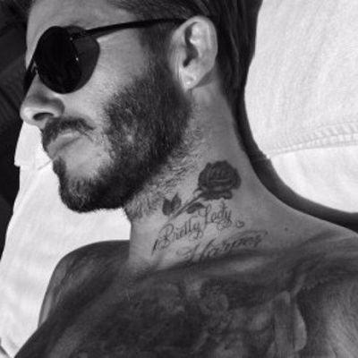 'Rose' Tattoo