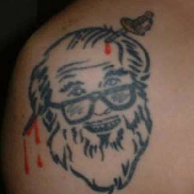 'Sonny's Bar and Grill' Tattoo